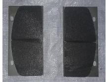 Колодка тормозная (11х21) для XCMG/SDLG