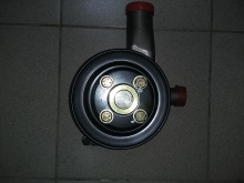 Насос водяной (помпа) двигателя Yuchai YC6B125/YC6108/630 (ОРИГИНАЛ)